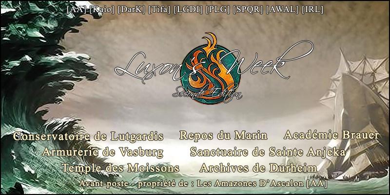 Luxon Week2